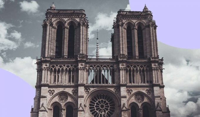 Al via il restauro di Notre-Dame di Parigi, sarà ricostruita entro 5 anni