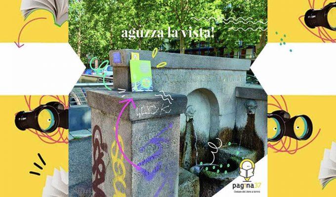Caccia al tesoro di libri nelle vie di Torino, in palio 300 romanzi