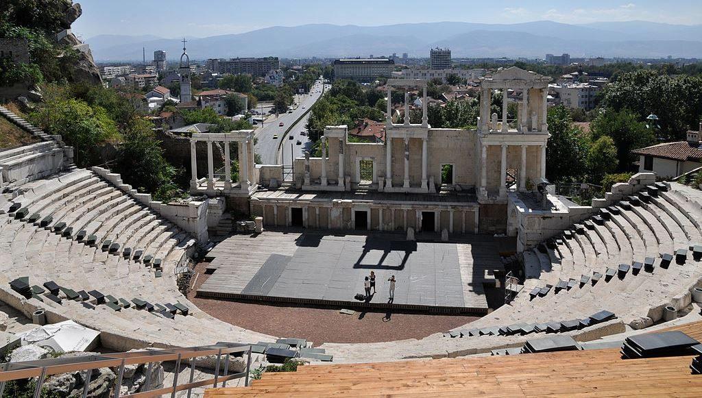 Plovdiv, l'altra capitale europea della cultura è in Bulgaria