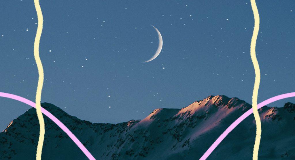 """Il """"Canto notturno"""" di Leopardi, un'invocazione alla Luna"""