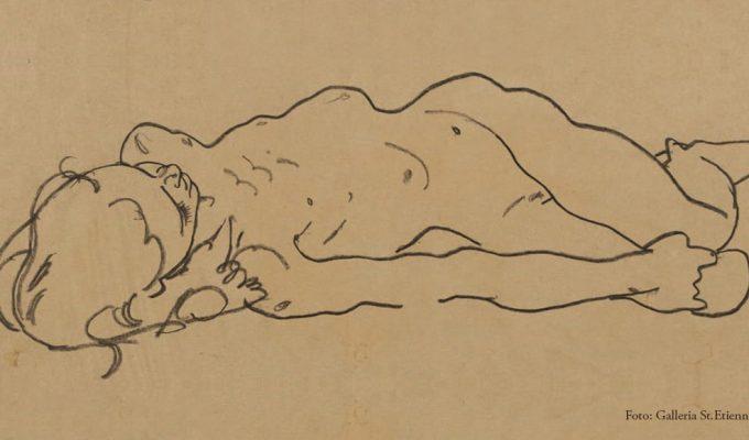 Trova un disegno di Schiele in un mercatino, vale 100.000 dollari
