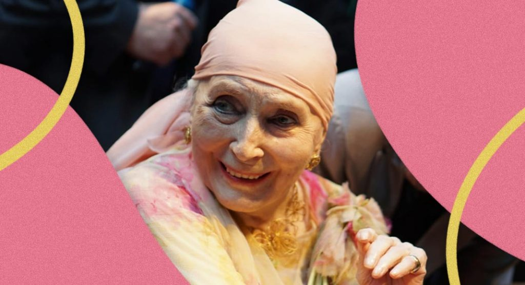 Addio a Valentina Cortese, icona del cinema e del teatro italiano