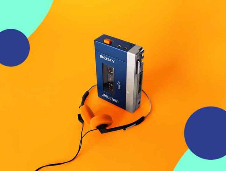 Walkman, l'icona degli anni '80 compie 40 anni dalla sua nascita