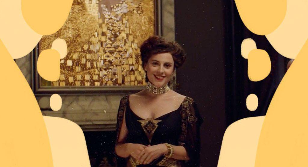Woman in gold, il film sul quadro di Klimt rubato dai nazisti