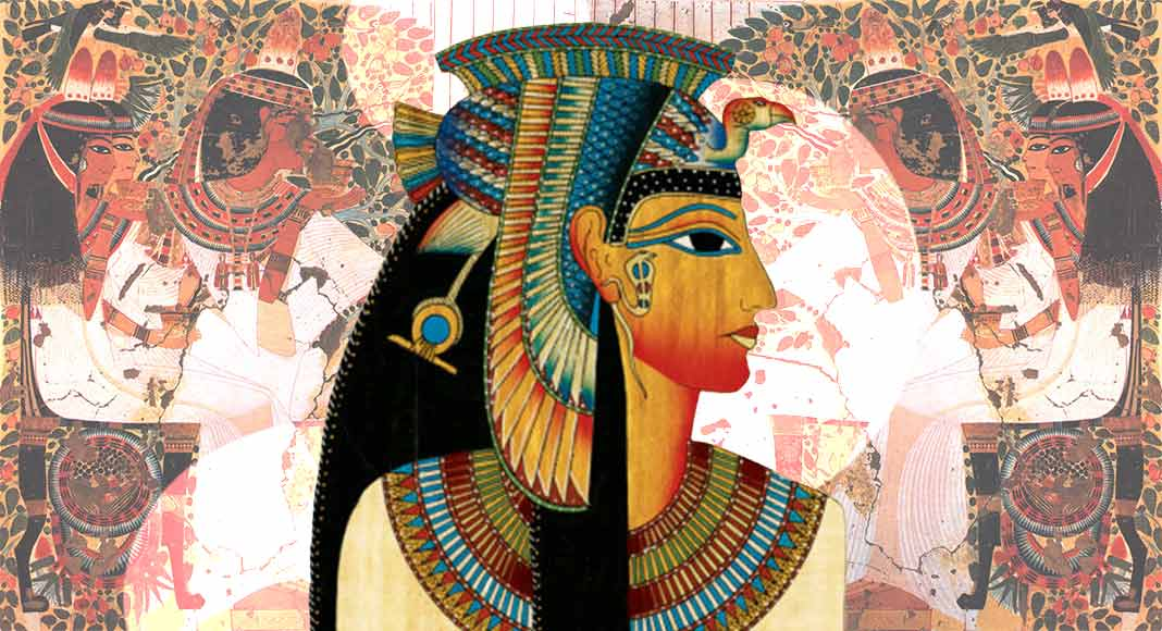 È stato ricreato il profumo della regina Cleopatra