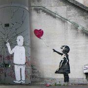 Banksy e Blu, i due street artist in mostra a Torino