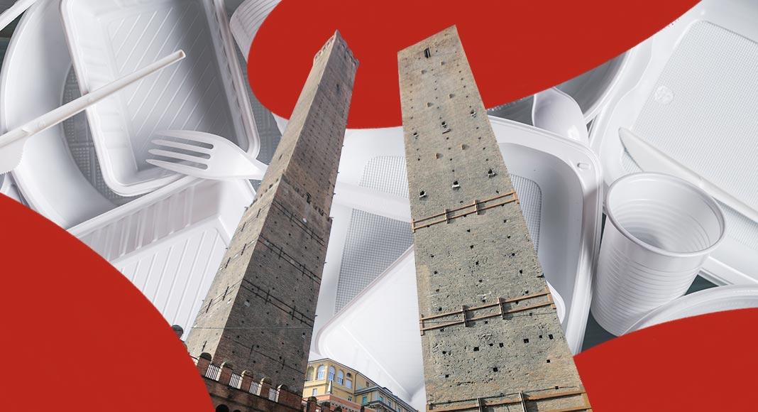 Bologna dice no alla plastica nelle scuole