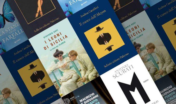 Classifica libri più venduti. Stefania Auci spodesta Camilleri dal primo posto