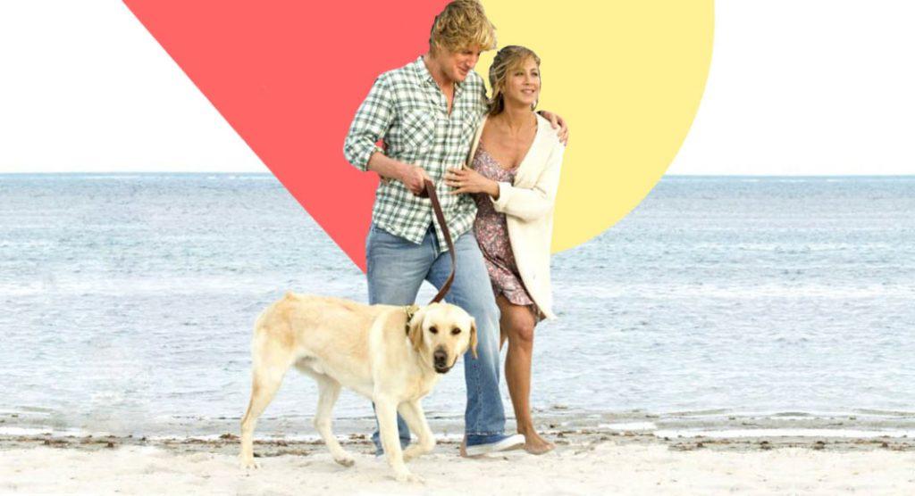 Io e Marley è l'esempio perfetto di come il cane sia il migliore amico dell'uomo