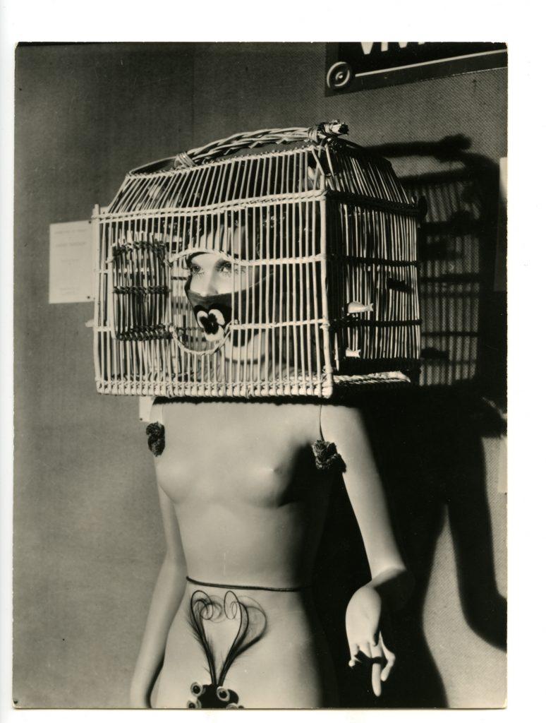 Man Ray. Resurrection des mannequins