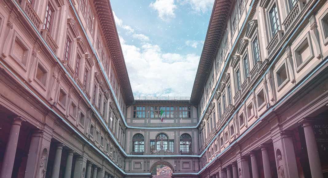 Visite da record al museo degli Uffizi a Ferragosto