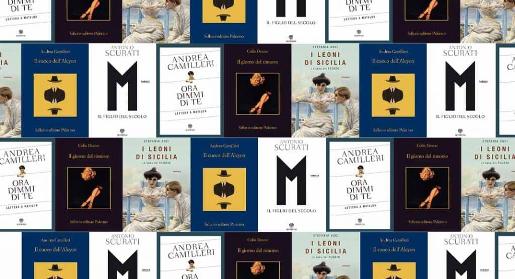 Classifica dei libri più venduti. Camilleri in testa per la terza settimana di fila