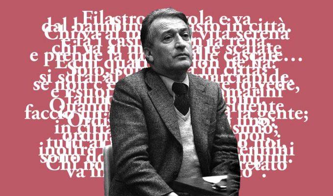 La poesia su Ferragosto di Gianni Rodari