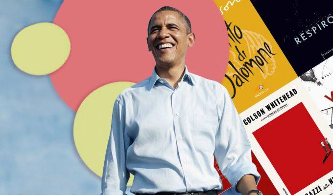 I libri da leggere durante le vacanze secondo Barack Obama
