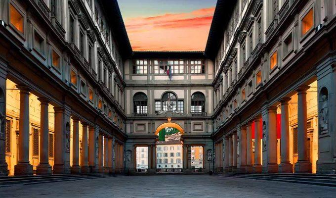 Oggi ingresso gratis al Museo degli Uffizi di Firenze