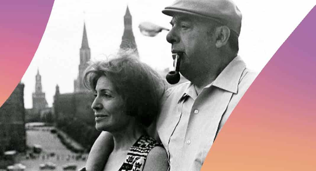 La bellissima lettera d'amore di Pablo Neruda ad Albertina Soto