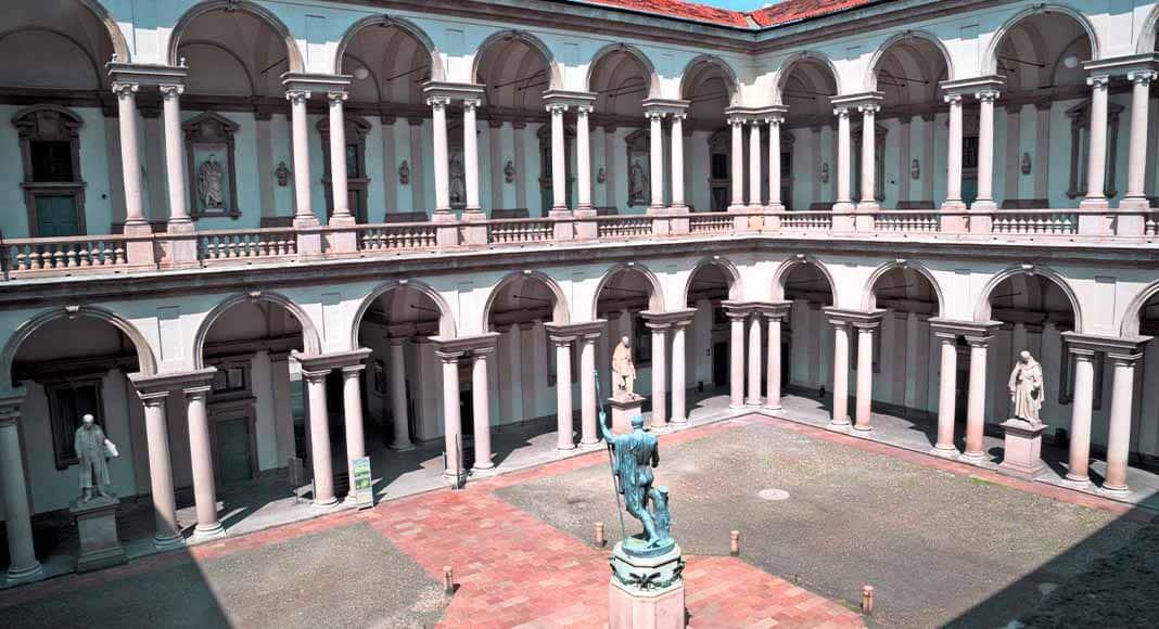 La Pinacoteca di Brera di Milano rimane aperta a Ferragosto