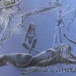 Lee Hadwin, l'artista sonnambulo che realizza opere d'arte mentre dorme