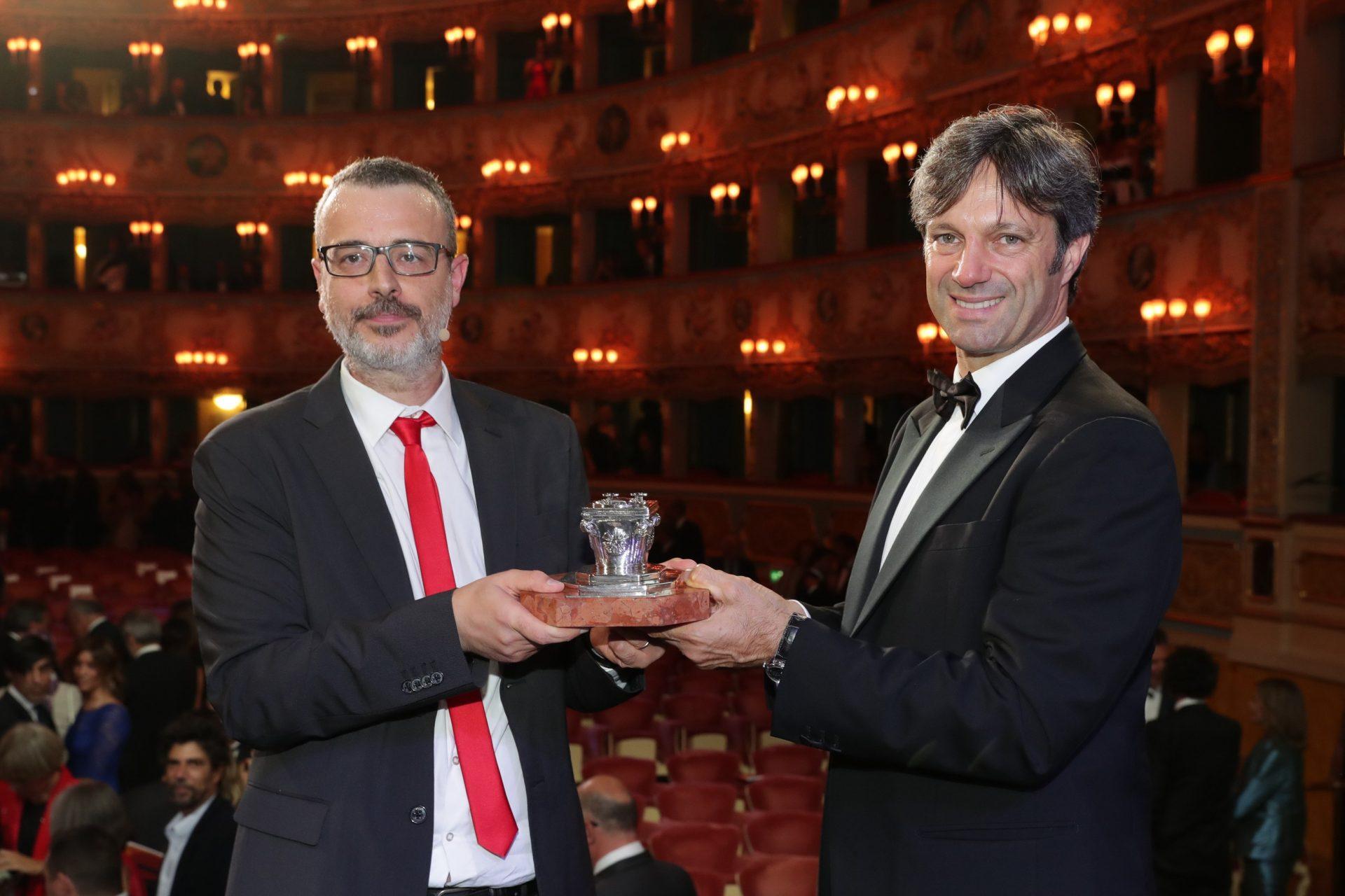 Andrea Tarabbia Matteo Zoppas Campiello 2019