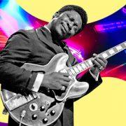 Chi era B.B. King, la stella della musica Blues