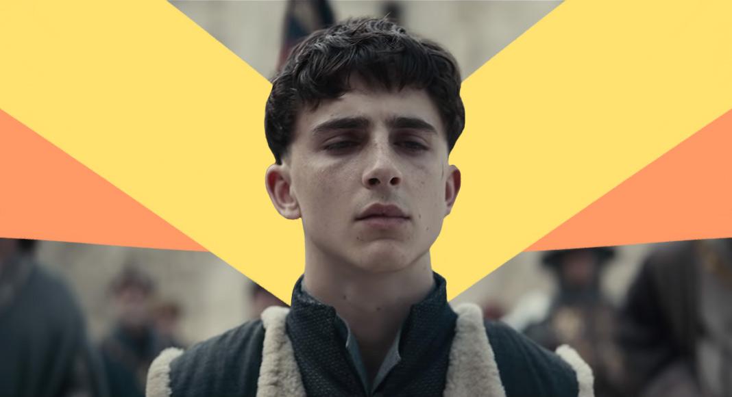 The King, il film con Timothée Chalamet è ispirato a Shakespeare