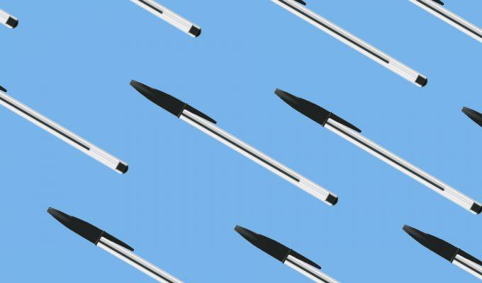 biro pen