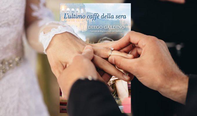 Si fidanzano davanti a un libro di Diego Galdino, e l'autore andrà alle nozze