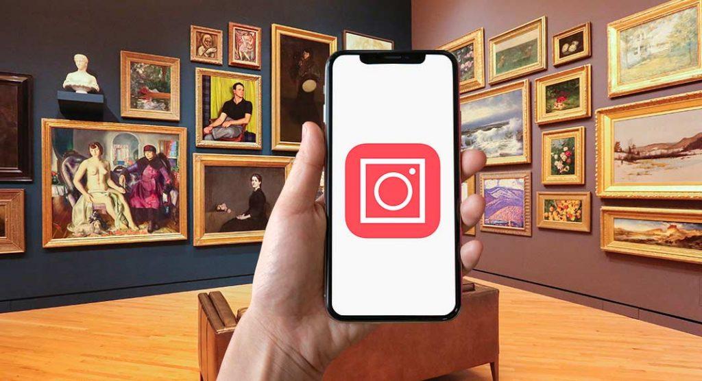 Magnus l'app che funziona come Shazam, ma per le opere d'arte