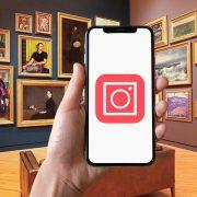 C'è un app che funziona come Shazam, ma per le opere d'arte