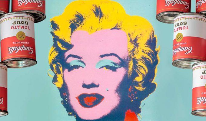 La mostra di Andy Warhol arriva a Napoli