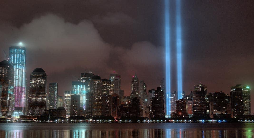 11 settembre 2001, le opere d'arte distrutte, danneggiate e commemorative