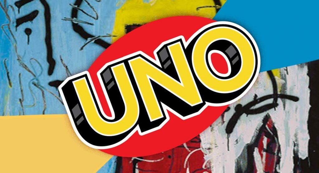 Le opere di Jean Michel Basquiat sono protagoniste del nuovo mazzo di carte da UNO
