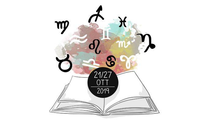 Oroscopo dei Libri - dal 21 al 27 ottobre