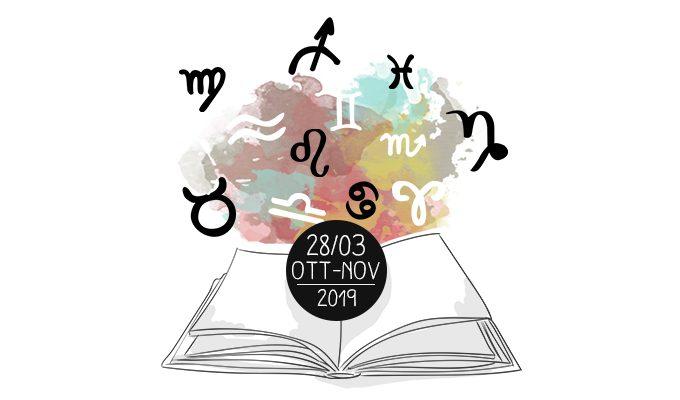Oroscopo dei Libri - dal 28 ottobre al 3 novembre