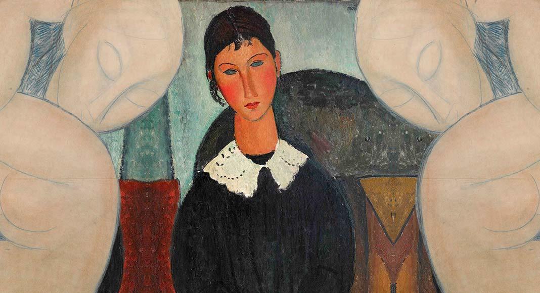 Amedeo Modigliani, il pittore bohémien in mostra a Livorno
