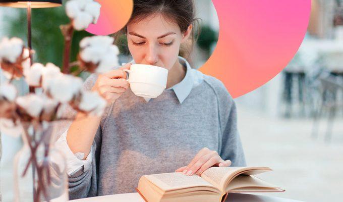Caffè e libro, una storia d'amore