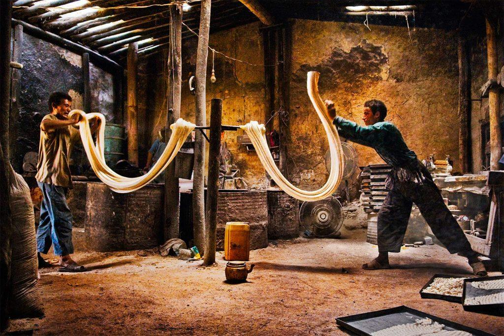 Cibo di Steve McCurry è in mostra a Forlì