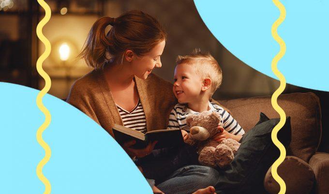 La lettura ad alta voce favorisce l'apprendimento dei bambini