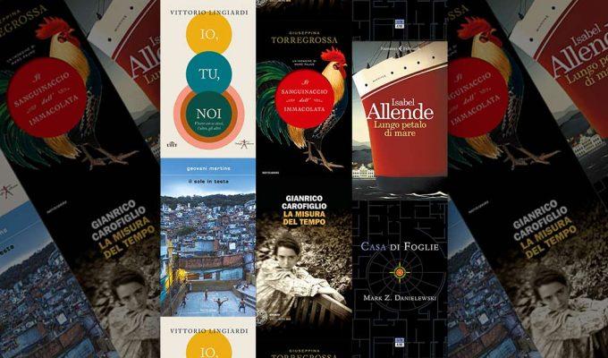 I 10 libri da leggere in uscita a novembre