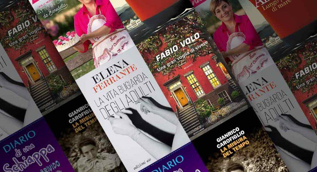 Classifica dei libri più venduti. Elena Ferrante non passa mai inosservata