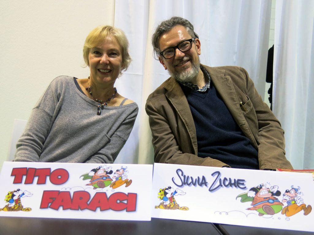 Silvia Ziche Tito faraci