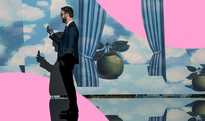 Inside Magritte, la mostra multimediale arriva a Firenze