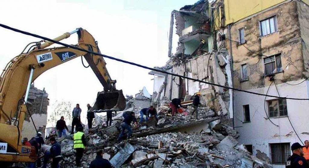 Terremoto in Albania, l'Italia pronta a salvaguardare il patrimonio culturale