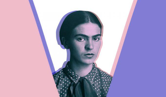 Tu mi piovi, io ti cielo, la celebre poesia di Frida Kahlo