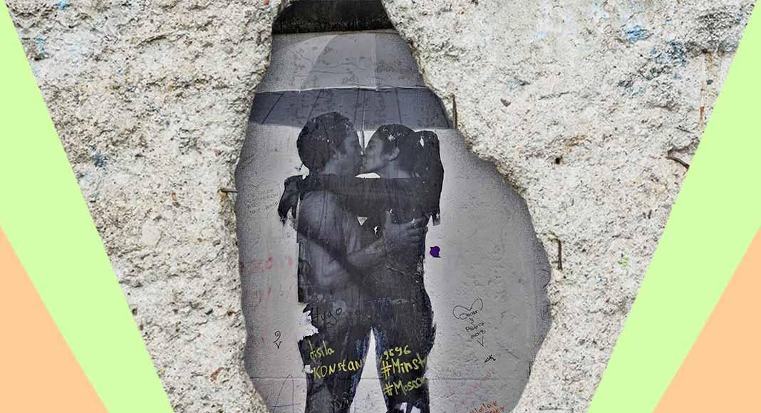lettera amore muro berlino