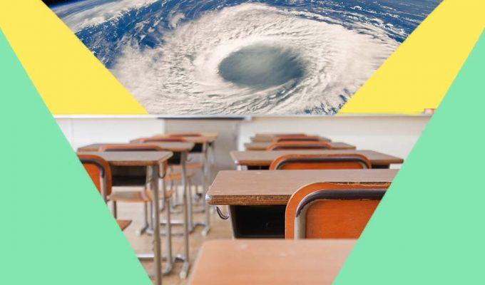 La rivoluzione parte nelle aule, nella Scuola Italiana si studia il cambiamento climatico