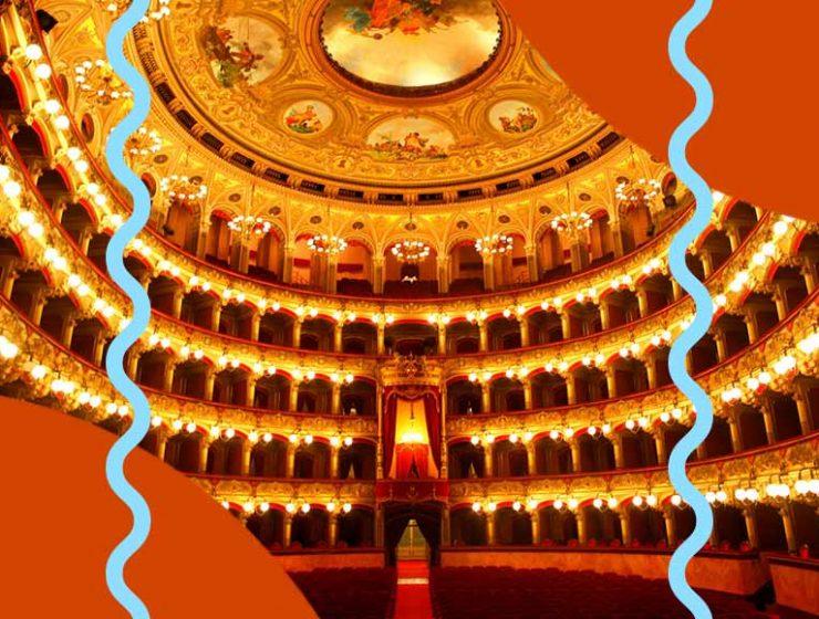 La triste parabola del teatro Massimo Bellini di Catania