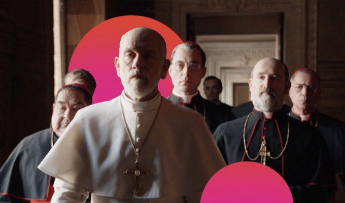 """Il nuovo trailer della serie TV """"The New Pope"""""""