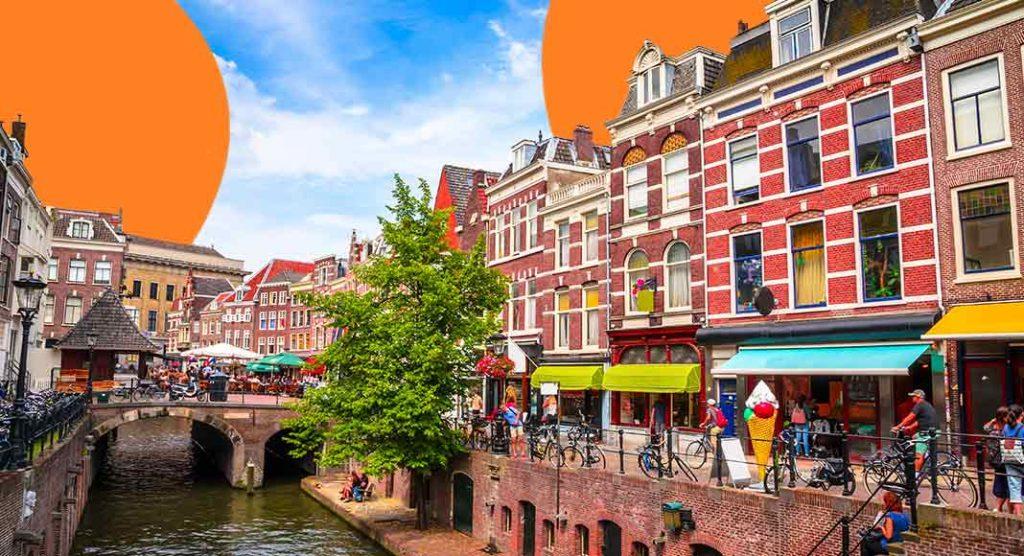Viaggio a Utrecht, la cittadina dei canali romantici