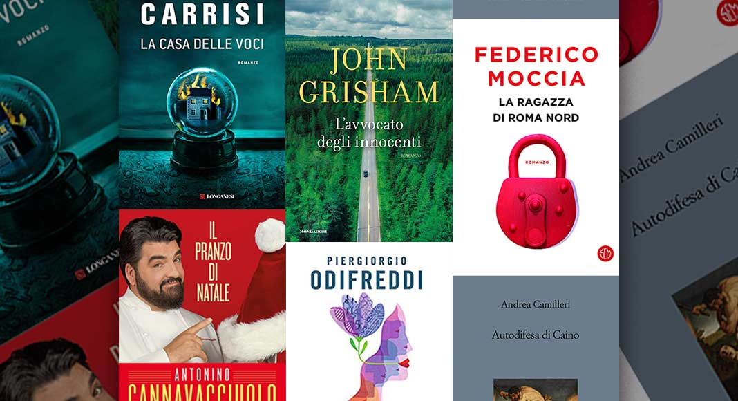 I dieci libri da leggere in uscita a dicembre